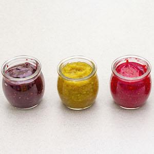 Fruit Purees & Sauces